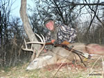 Paul Navarre  and a nice Whitetail