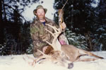 Rory Cook with a very nice Whitetail